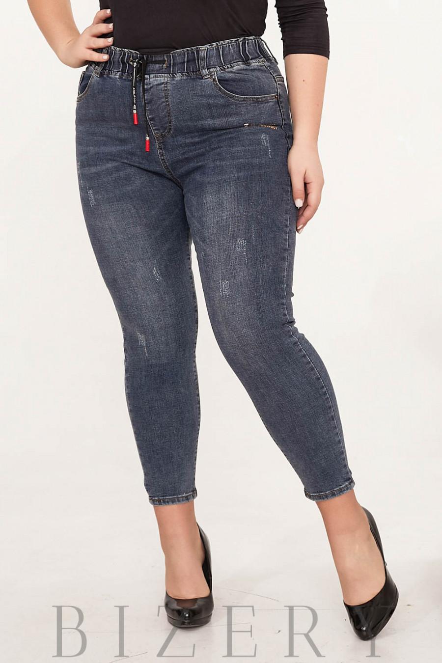 Стрейчевые джинсы 5 collection В637