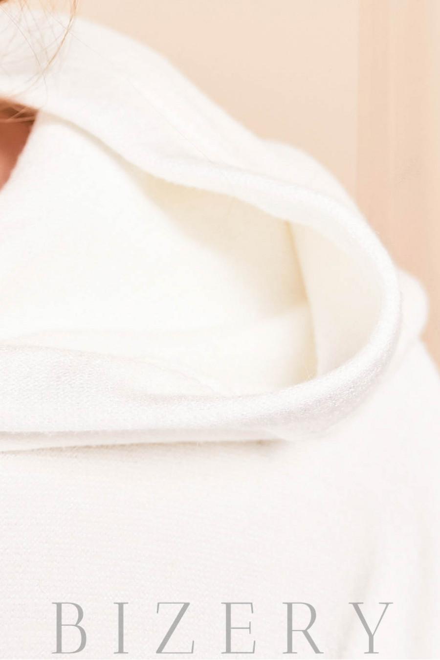 Стильный спортивный костюм в белом цвете B508