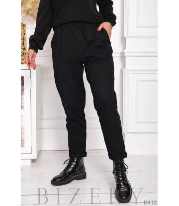 Стильные джинсовые брюки B418